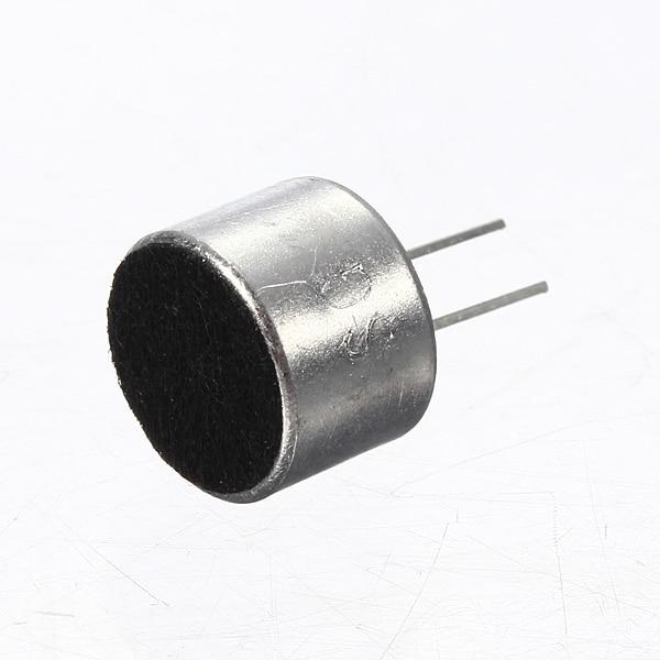 Novi vrući prodajni 10 PCS 9,7 mm x 7 mm 2-pinski MIC kapsulski - Prijenosni audio i video - Foto 4