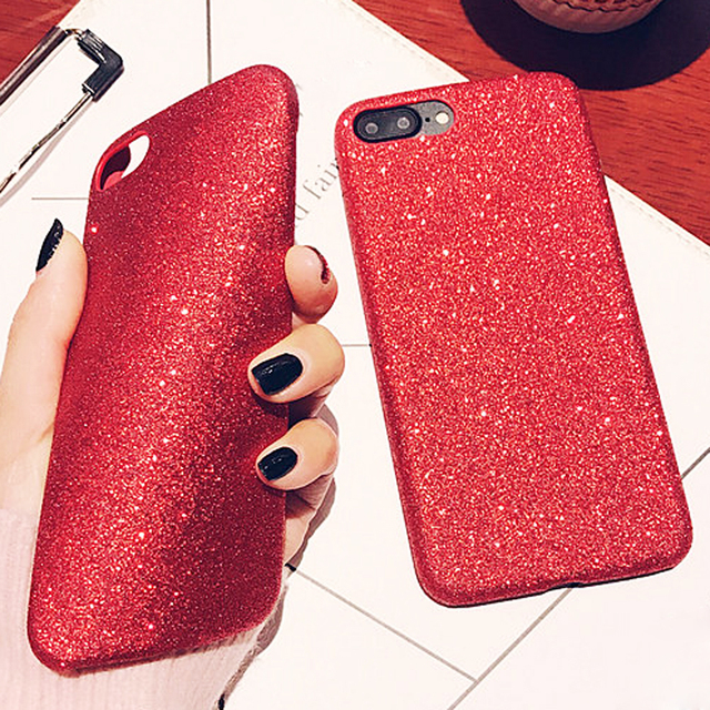 glittery phone case iphone 7 plus