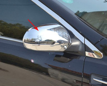 Silver Beautiful Shell Of Reveiw Mirror For Kia K2 Modified Acessorries Z2EA111(China)