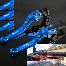 цена на For SUZUKI SV650 SV650S SV1000 SV1000S SV 650 650S 1000 1000S Motorbike Accessories Motorcycle Brake Clutch Levers Foldable