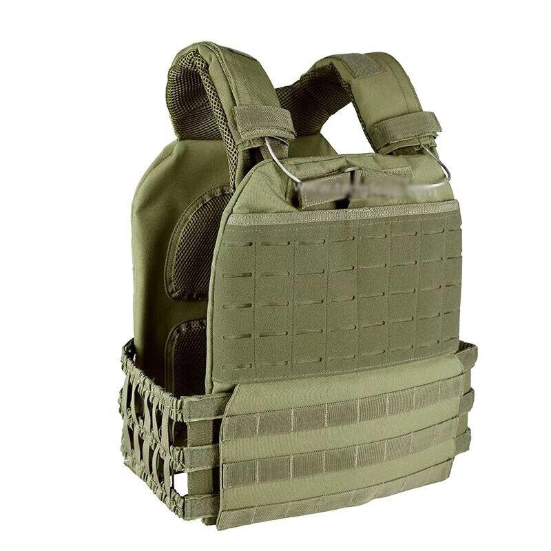 Outdoor Sports Body Armor Combat Assault Vest Waistcoat Tact