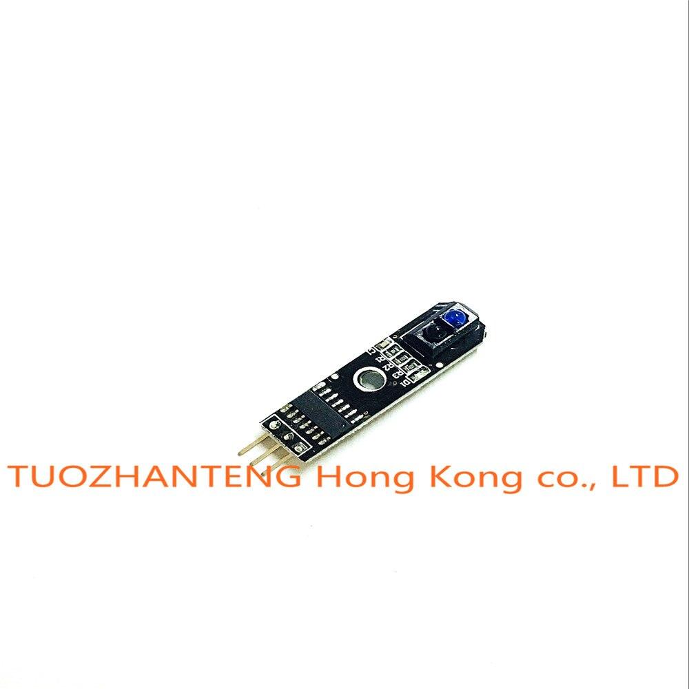 1 channel tracing module 1 way Intelligent Vehicle TCRT5000 tracker font b sensor b font probe