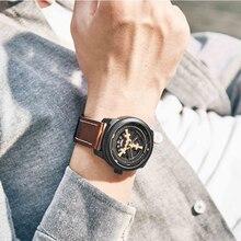 NAVIFORCE Brand Men's Creative Fashion Watch