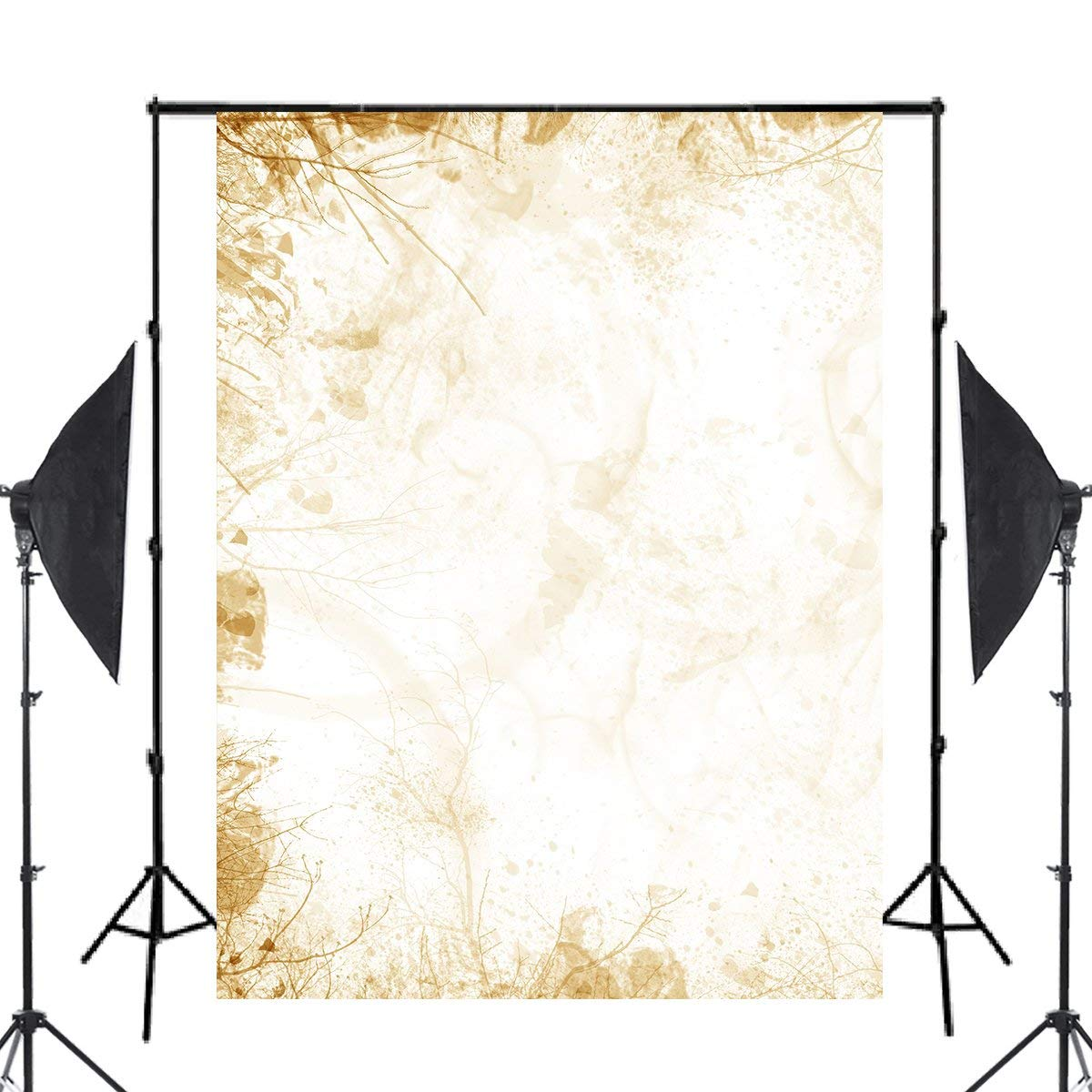 Image 2 - Bright Dry Twigs Photography Background Painting Backdrop Natural Scenery Photo Studio Props Backdrop Wall 5x7ft-in Photo Studio Accessories from Consumer Electronics