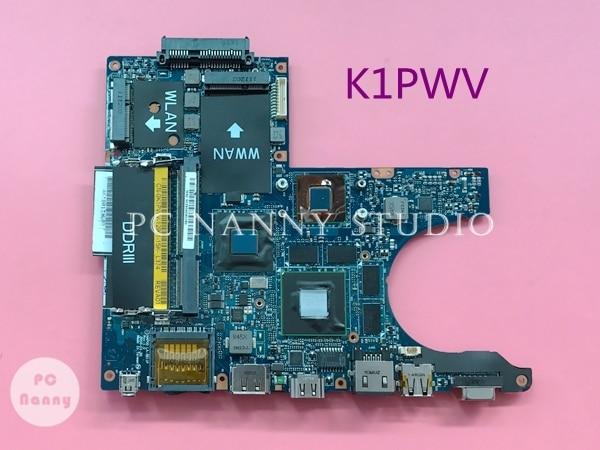 Para dell alienware m11x laptop motherboard intel ddr3 k1pwv 0k1pwv nap00 la-5811p-tested