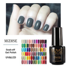 ФОТО mizhse gel varnish set rubber base and top nail art esmaltes para pintar unha private label uv gel nagellak polish primer nails