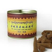Тибетский благовоний конус, аромат тибетских древних монахов, естественная буддистская медитация, целебные благовония, подарок на счастье