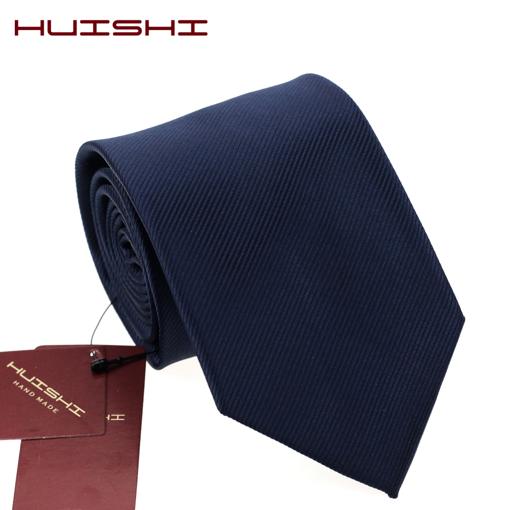 HUISHI 2019 New Classic Designs Men Ties For Men Business Formal Wedding Tie 8cm And 6cm Necktie Fashion Shirt Dress Accessories