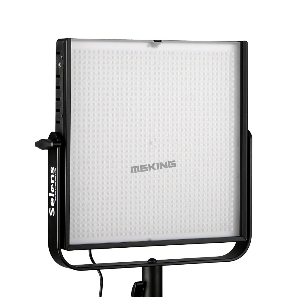 Selens SE-L1300P Pro Photography LED Light Video light 1300 lamp beads white light and yellow light 390*340mm selens pro 100x100mm