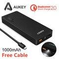 Aukey carga rápida 2.0 10000 mah externo portátil cargador de batería rápido para samsung galaxy s6/s6 edge xiaomi mi3, Mi4, mi note