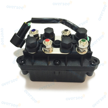 OVERSEE TRIM RELAY 61A 81950 00 00 Replace for YAMAHA Outboard Engine Motors 2Stroke 60HP To