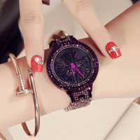 Time To Run The Watch Starry Sky Watch Wrist Watch Relogio Feminino