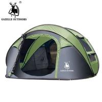 Throw Tent Outdoor Automatic Speed Open Tents Throwing Pop Up Waterproof Camping Hiking Tent Waterproof Beach