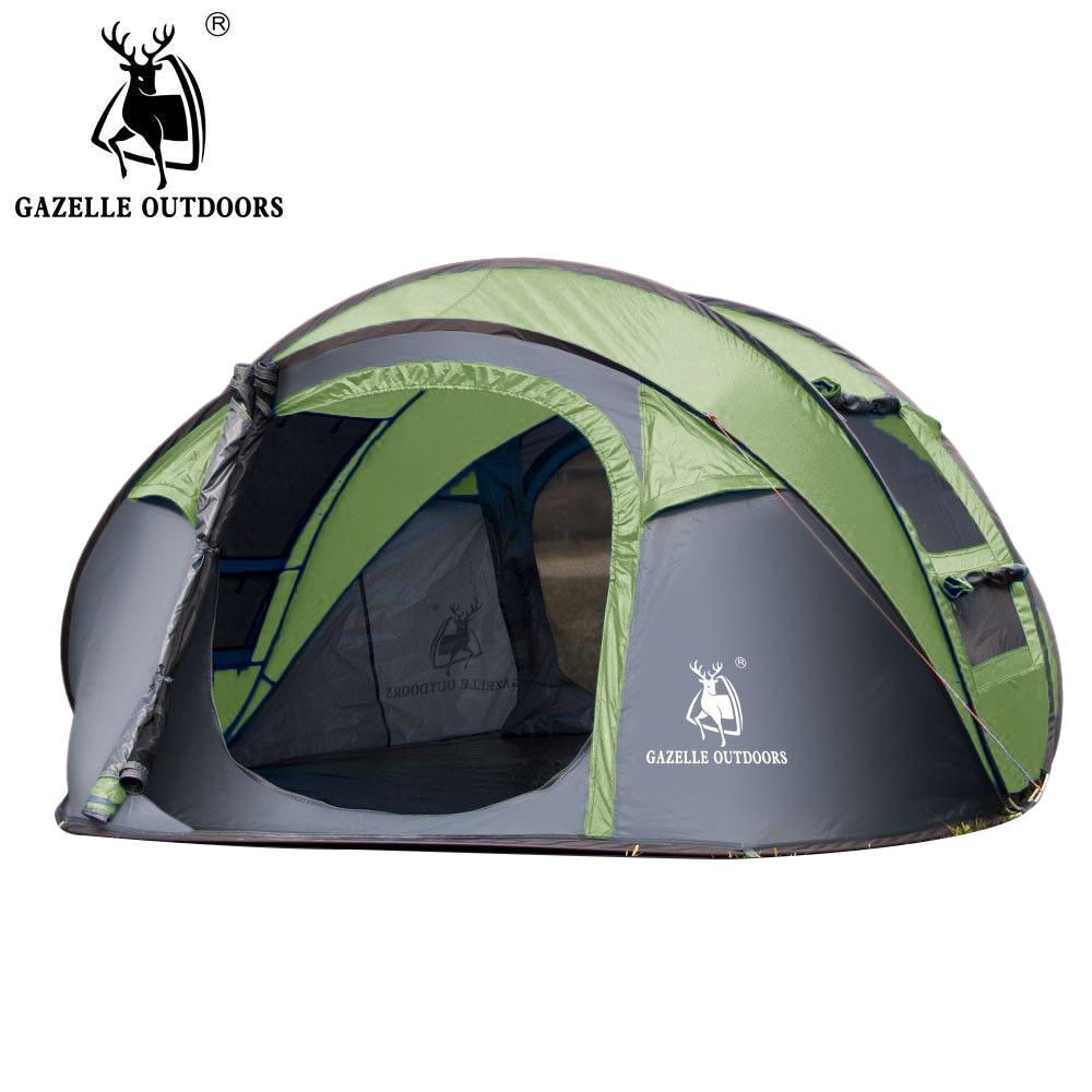 Throw Tent Outdoor Automatic Speed Open Tents Throwing Pop Up Waterproof C&ing Hiking Tent Waterproof Beach  sc 1 st  AliExpress.com & Online Get Cheap Gazelle Outdoors Pop up Tent -Aliexpress.com ...