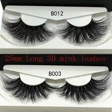 US $2.38 20% OFF|2019 NEW 25mm Long 3D mink lashes extra length mink eyelashes Big dramatic volumn eyelashes strip thick false eyelash-in False Eyelashes from Beauty & Health on Aliexpress.com | Alibaba Group