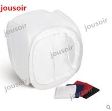 цена на Godox 80 * 80cm special circular light shed light light box Folding studio Photography light shed CD50