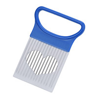 DG40201 1PC Tomato Onion Vegetable Slicer Cutting Aid Guide Holder Slicing Cutter Gadget Kitchen Tools For Protecting Finger