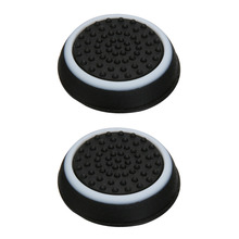 VKTECH 2szt Anti Skid Game Controller Joystick Button Caps na PS4 / PS3 / Xbox Gamepad Control Przycisk Caps chroni kontroler