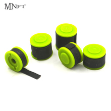 MNFT  2Pcs 0.5MM Scale Lead Environmental Protection Coating Precise Adjust Weight Fishing Sheet Sinker 5 Models Selection