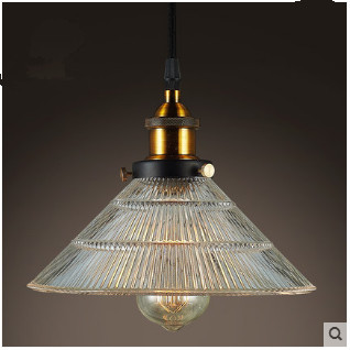Cafe Creative Glass Chandelier Bar Lamp Retro Clothing Store Restaurant Bar Single-head Chandelier Lighting contemporary and contracted creative personality retro art glass chandelier cafe restaurant study lamps act the role of milan