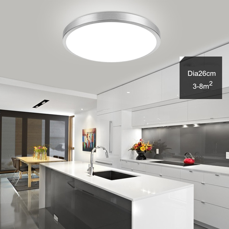 Minimalismo Semplici Plafoniere a LED per Cucina Balcone Plafon ...
