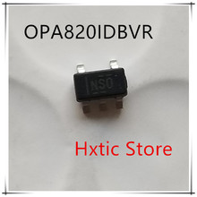 NEW 10PCS/LOT OPA820 OPA820IDBVR OPA820IDBVT MARKING NSO SOT23-5 IC