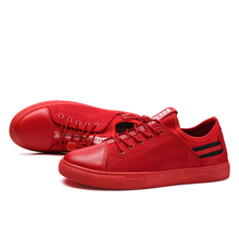 e114efcec301 Designer mens casual shoes luxury hot sale for adult male black sneakers red  bottoms for men