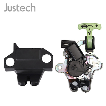 Justech Trunk Lock Actuator Latch Release 64600-02040 For TOYOTA Corolla Sedan 4-Door 2009-2013 Door Lock Mechanism tanie i dobre opinie China Metal 0 65 kg 1P1837016