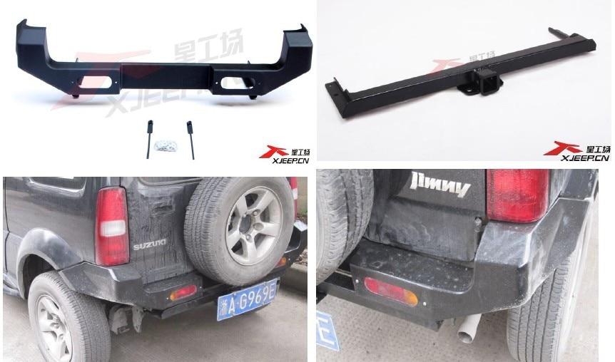 """Galinio buferio glaustas """"Suzuki Jimny"""" - Automobilių dalys - Nuotrauka 2"""