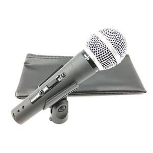 Image 3 - Pesante Tubo di 5 Anno di Garanzia di Qualità Sm 57 Microfono Dinamico Cardioide Vocal Wired SM57 di Registrazione Mic Microfone Fio Microfono