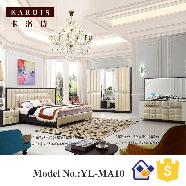 alibaba groothandel franse slaapkamer meubels hotel slaapkamer sex bed met slide deur garderobe