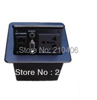 wholesale wholesale small high quality hidden desktop socket