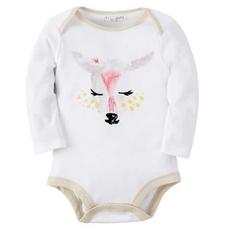 dcc59ad0a28468 Baby Clothes Newborn Baby Romper Boys Girls Winter Infant Clothing baby  body Jumpsuits body bebe manga