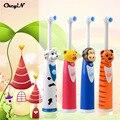 High Quality multi Children Cartoon Pattern Electric Toothbrush Waterproof Teeth Brush Tooth Brush oral hygiene Kid Wholesale P0