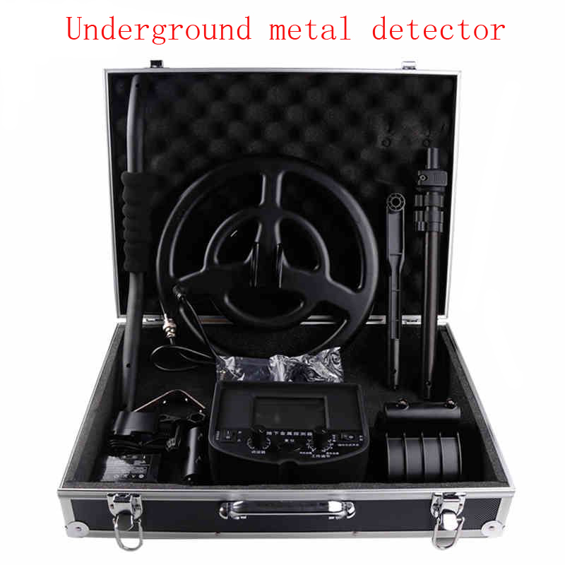 AS924 High quality rechargeable underground metal detector  metal sensor under ground metal tester  LCD Display/sound  цены