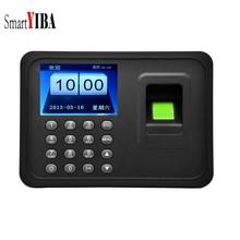 SmartYIBA 2.4 Inch TFT Biometric Fingerprint Time Attendance