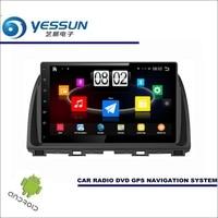 Car Android Player Multimedia For Mazda Atenza / 6 2002~2016 - Radio Stereo GPS Map Nav Navi ( no CD DVD ) 10.1