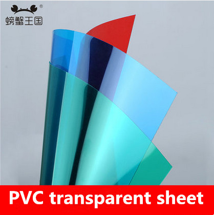 Construction sand table model material transparent cellophane sheet ...