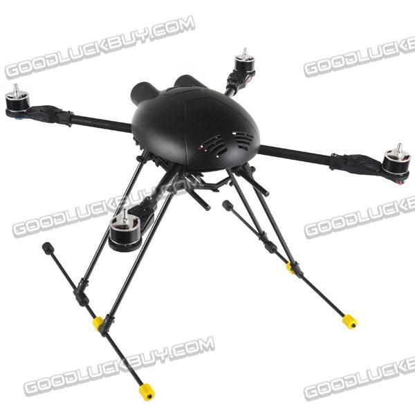 Hobbylord Bumblebee Carbon Klapp Rahmen Quadcopter 550mm Welle Abstand-in Teile & Zubehör aus Spielzeug und Hobbys bei  Gruppe 1