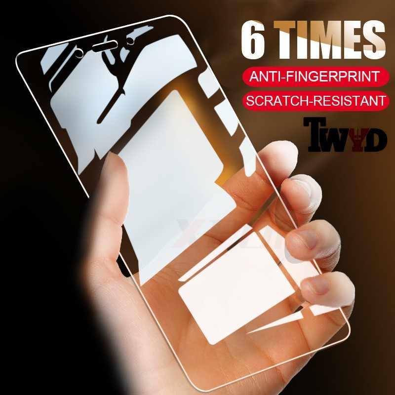 3 sztuk/partia ochraniacz ekranu ze szkła hartowanego dla Xiaomi uwaga 3 Mix 2 2 S Mix2S Max 2 Max2 A2 MiA2 folia ochronna odporna na wybuchy