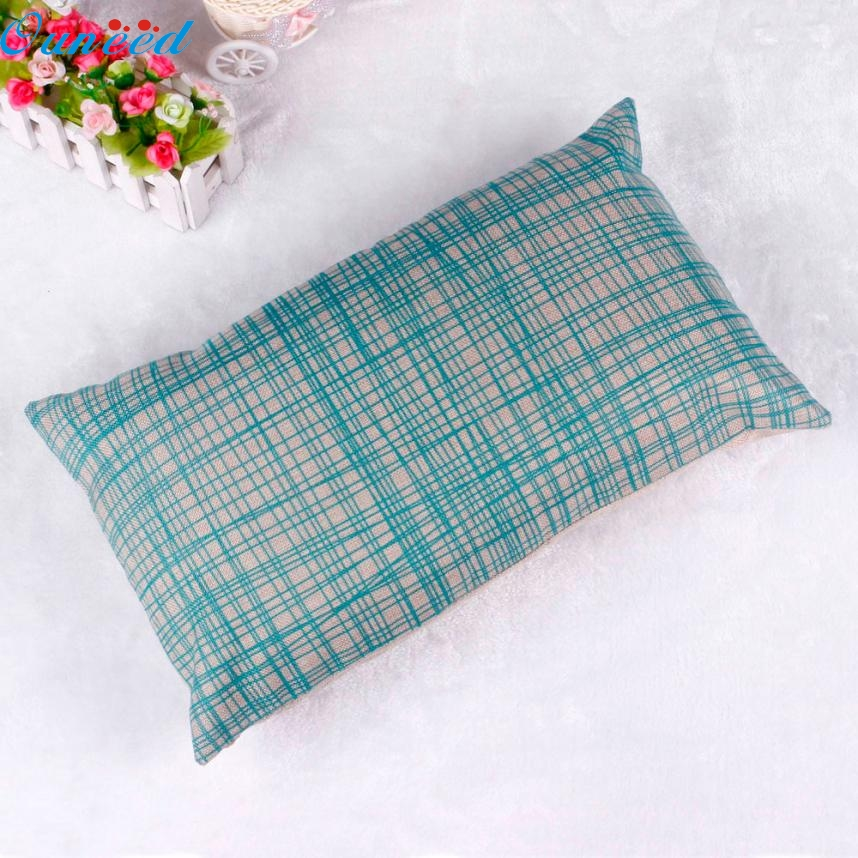 Fashion Pillow case Heaven Hot Home Decor use Car Cushion Cover Pillow Case Sofa Waist Throw Cushion Linen Square Pillowcase