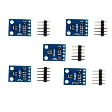 5 adet/grup TSL2561 GY 2561 parlaklık sensörü Breakout kızılötesi işık sensörü entegre Arduino DIY kiti için FZ1063