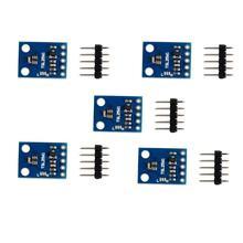 5Pcs/lot TSL2561 GY 2561 Luminosity Sensor Breakout Infrared Light Integrating Sensor for Arduino DIY Kit FZ1063