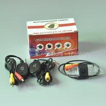 Беспроводная Камера Для Ford Mondeo MK2 MK3/вид Сзади Автомобиля камера/Камера Заднего Вида/HD CCD Ночного Видения/Легко установка