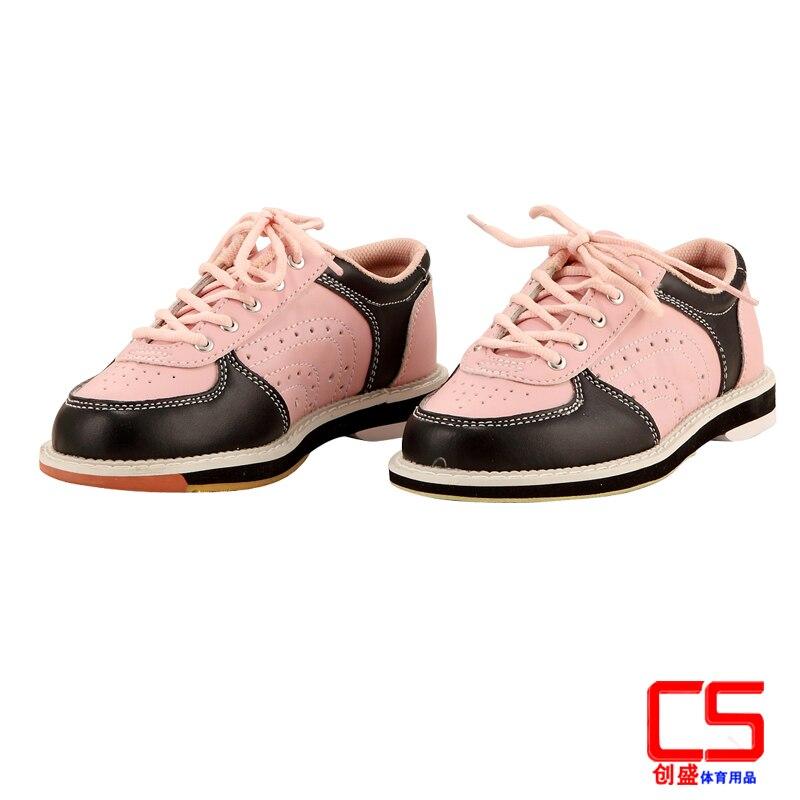Special men women bowling shoes couple models sports shoes breathable slip training shoes bsi women s 651 bowling shoes