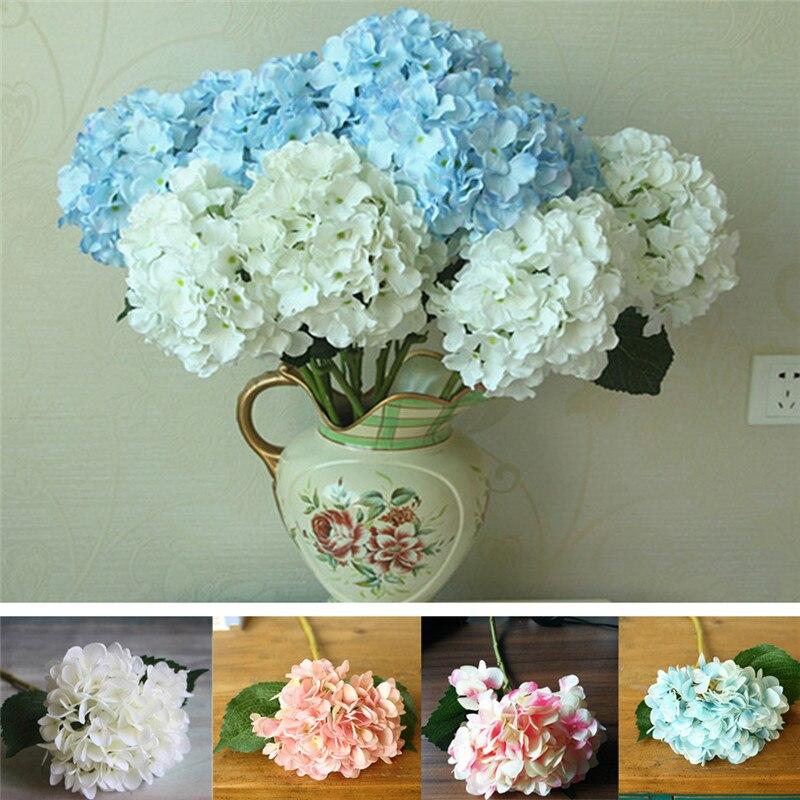 Online Get Cheap Silk Flower Arrangements Wedding Aliexpresscom