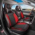 Protector de asiento de coche para citroen c4 grand picasso coche asiento soporte de la pu de cuero personalizada cubre la cubierta de asiento de coche asientos de coche y auto apoyo para la cabeza
