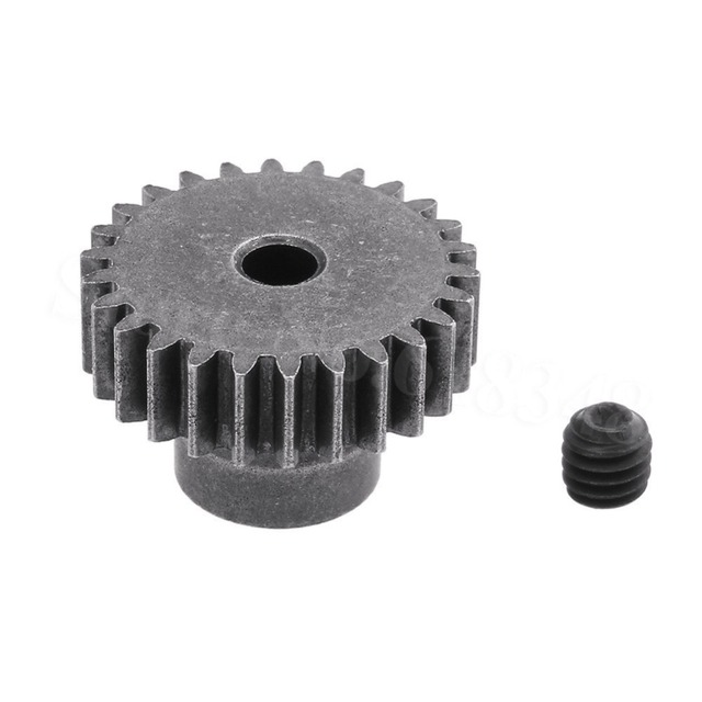 HSP 11176 Metal Motor Pinion Gear 26T Teeth Steel Metal 1/10 RC Car Parts For Electric Off Road Buggy Monster XSTR Baja Redcat