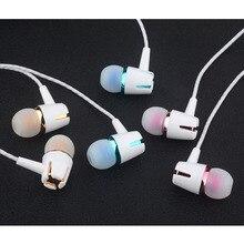 3.5mm Fone de Ouvido Estéreo Fone De Ouvido Fones de Ouvido Baixo Fones De Ouvido Para Samsung Galaxy S5 G900S