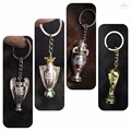 Soccer football champion cup /Brazil world cup/Premier cup/euro cup resin pendant real photos soccer fans collection